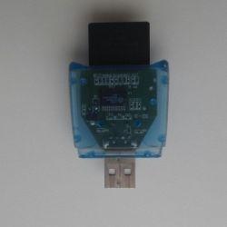 Αναγνώστης κάρτας USB