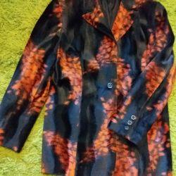 R.48-50. Plush jacket
