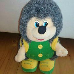 Soft toy Hedgehog Torg!