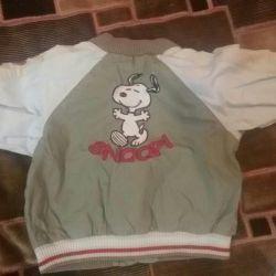 H & M 62r için ceket