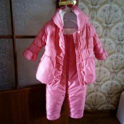 Комплект для девочки mothercare р.80-86