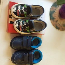 Ανδρικά παπούτσια και αθλητικά παπούτσια