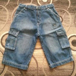 Denim shorts for 10-11 years