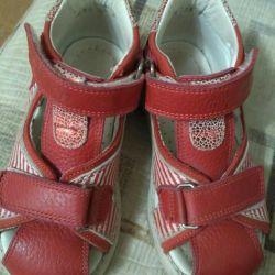Sandals p 26