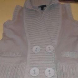 Vest knitwear size M