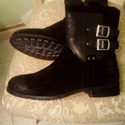 Boots husband. Vitacci.