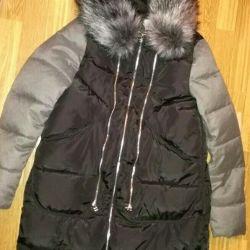 Aşağı ceket yeni, 46 boyutu