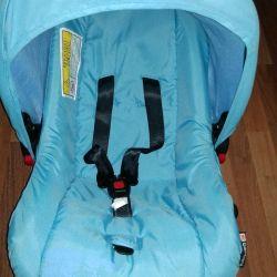 Araba koltuğu (avtolyulka) Çocuk Bertoni 0-13 kg