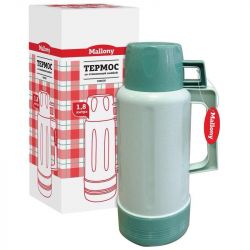 🏕Thermos glass