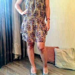 Dress silk original