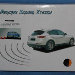 Parking sensors rear