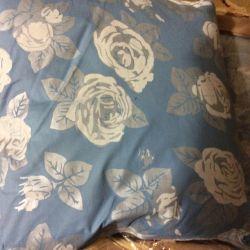 Φυσικά μαξιλάρια για το Swan Down