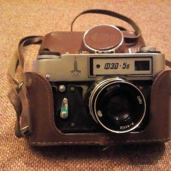 FED-5V Olympic Camera