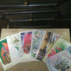 Ücretsiz kartpostallar