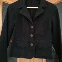 Jacket (jacket) female vintage