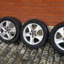 Honda Wheel Set