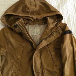 Zara jacket 128-134r. (Autumn-spring)