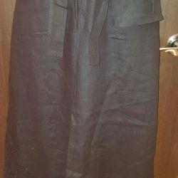 Linen pants pants