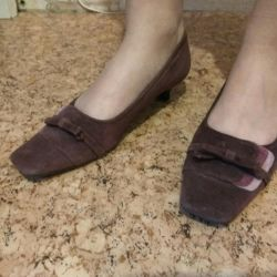 Pantofi Tamaris Suede