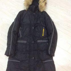 Down jacket, lengthened 44 size