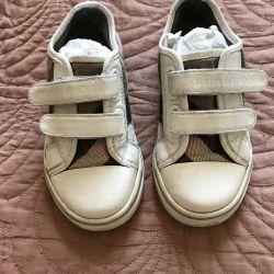 Spor ayakkabı Burberry 27 p orijinal