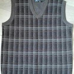 New vest!