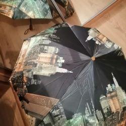 Ομπρέλα μηχανή