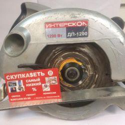 I62 instrument circular Interskol DP-1200