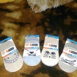 Прода носочки