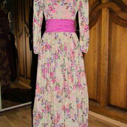 Dress in Russian style
