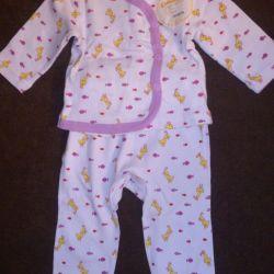 Pijamale Nouă dimensiune 62