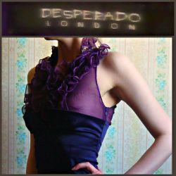 Φόρεμα της νεολαίας (rr 42) Μάρκα DESPERADO LONDON.