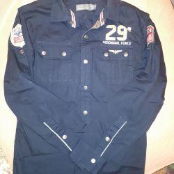 Shirt on a boy firm Orchestra p152 cm