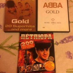 Müzikli DVD diskler