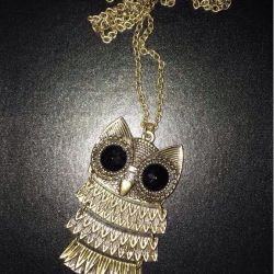 The chain of an owl