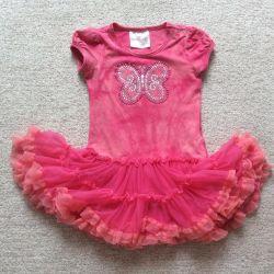 Платье и летний костюм NEXT, 7 лет