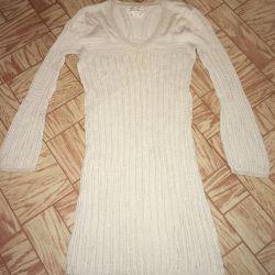 Вязанное платье 👗