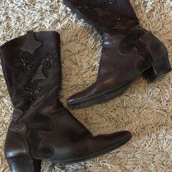 Spring / autumn boots Francesco Donni