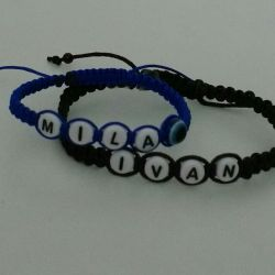Personal bracelet against the evil eye