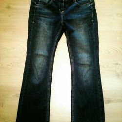 Женские джинсы фирмы Некст.