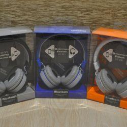 Беспроводные Bluetooth-Блютуз наушники