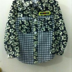 Shirts for a boy, very beautiful