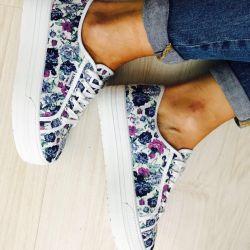 Tekstil Ayakkabıları