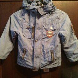Yazımız için çok topikal ceket!