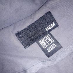 Пиджак H&M (M-L)