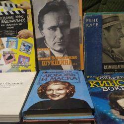 Cărți despre actorii de teatru de cinema etc.