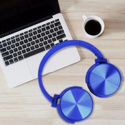New bluetooth headphones