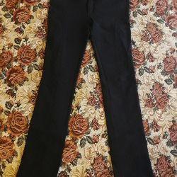 Narrow women's new trousers