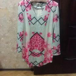 Elbise 42 44 yeni