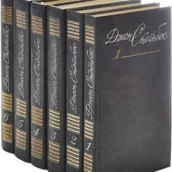 Collected Works of D.E. Steinbeck in 6 volumes